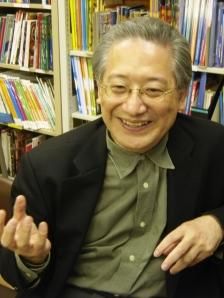 Akira Sugiyama. Foto: Gregory Zambrano