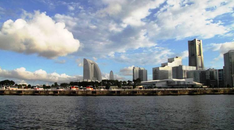 Puerto de Yokohama. Foto: Gregory Zambrano