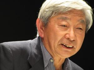 Tadashi Tsuzumi. Foto: Silvia González