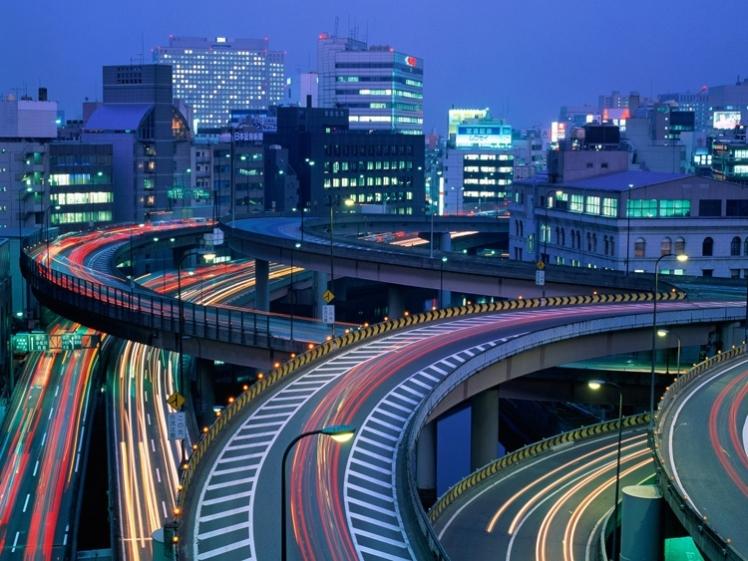 Tokio en movimiento