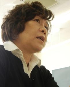 Yoko Imai. Foto: Silvia González