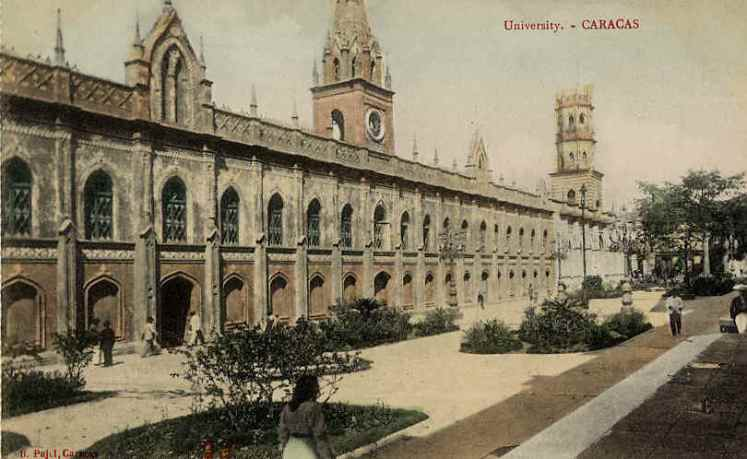 universidad-de-caracas-siglo-xix